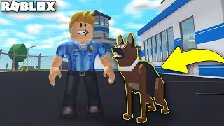 💎 MY POLICE DOG IN MAD CITY! AND ROBLOX #352 💎