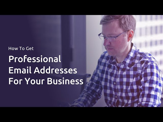 Professional Email Hosting for Small Businesses | DreamHost
