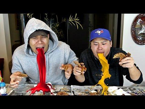 DISGUSTING ASIAN FOOD MAKES ME VOMIT AGAIN!!
