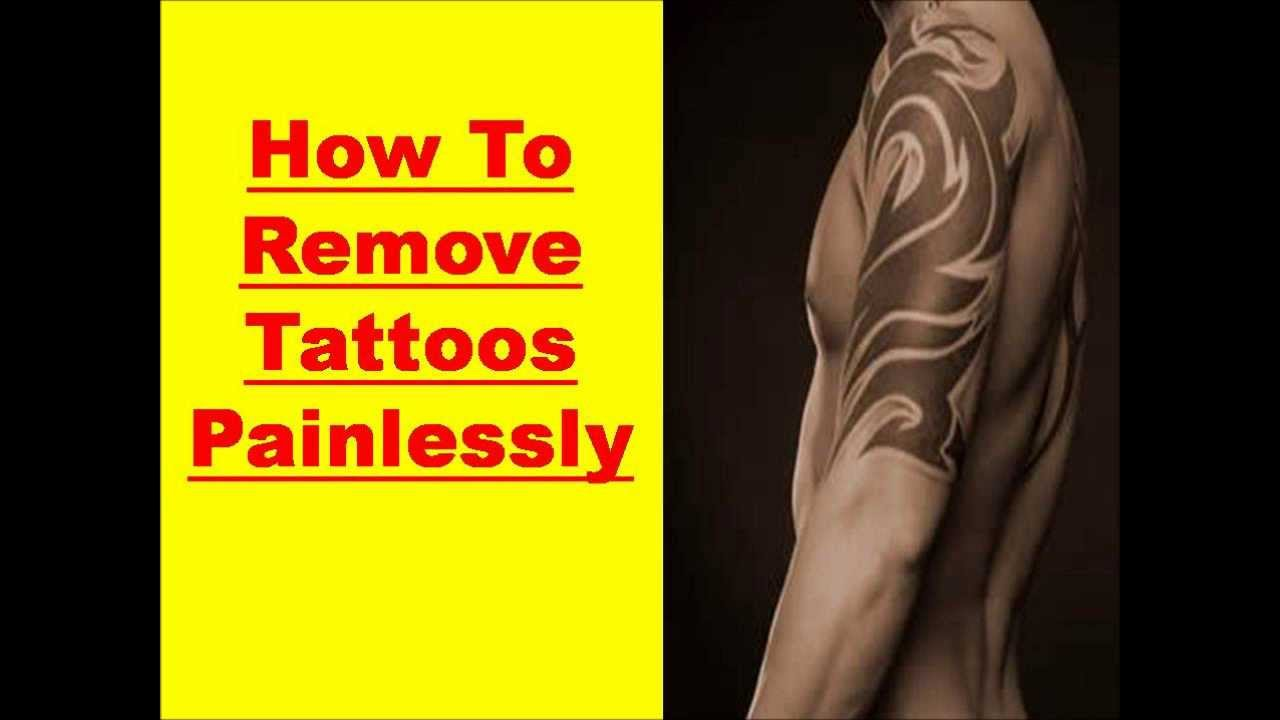 How to remove a tattoo without tattoo removal cream youtube for How to prevent tattoo fading