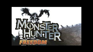 How to download monster hunter freedom in android