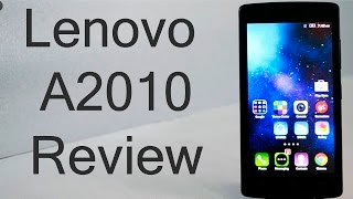 Lenovo A2010 Review- Is It Worth Buying?