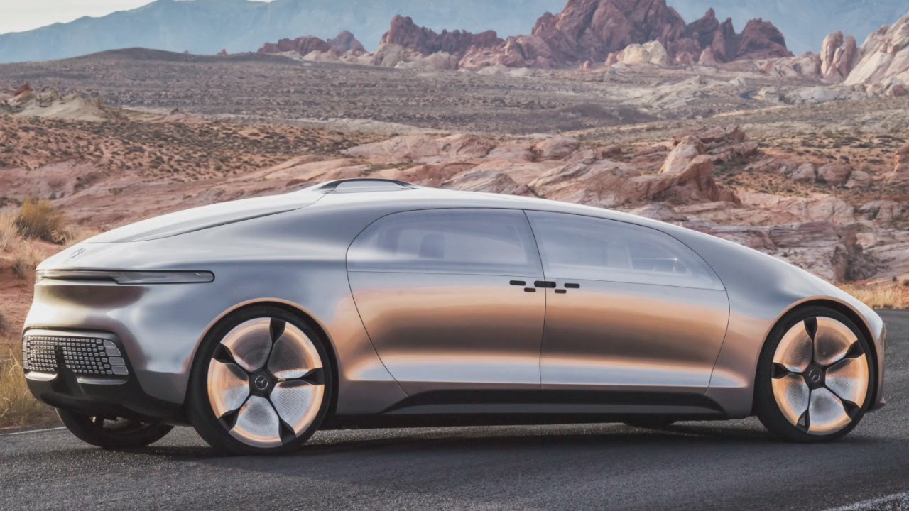 Mercedes benz f 015 luxury in motion concept ces 2015 for Mercedes benz f 015