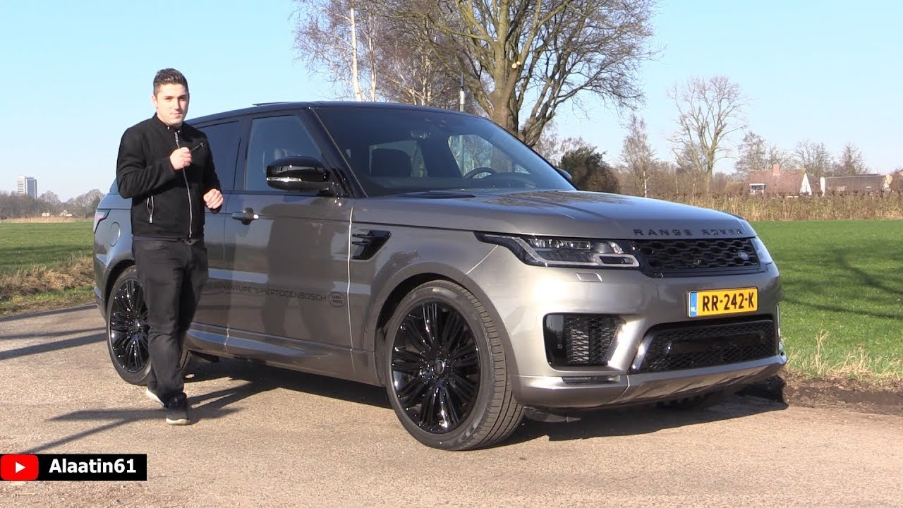The New Range Rover Sport 2019 Full Drive Review Best Looking