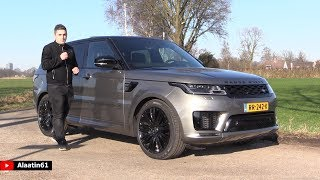 Video The New Range Rover Sport 2018 | NEW FULL Drive Review | Best Looking Range Rover 2019 download MP3, 3GP, MP4, WEBM, AVI, FLV Mei 2018