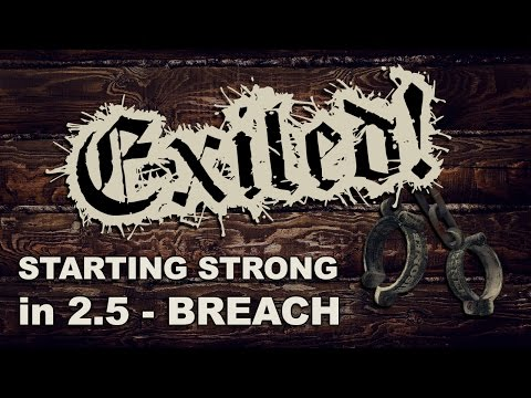 EXILED! - Starting Strong in Breach - Top Starter Builds & Tips with Zizaran
