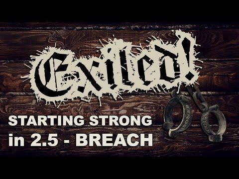 Breach Starting Builds