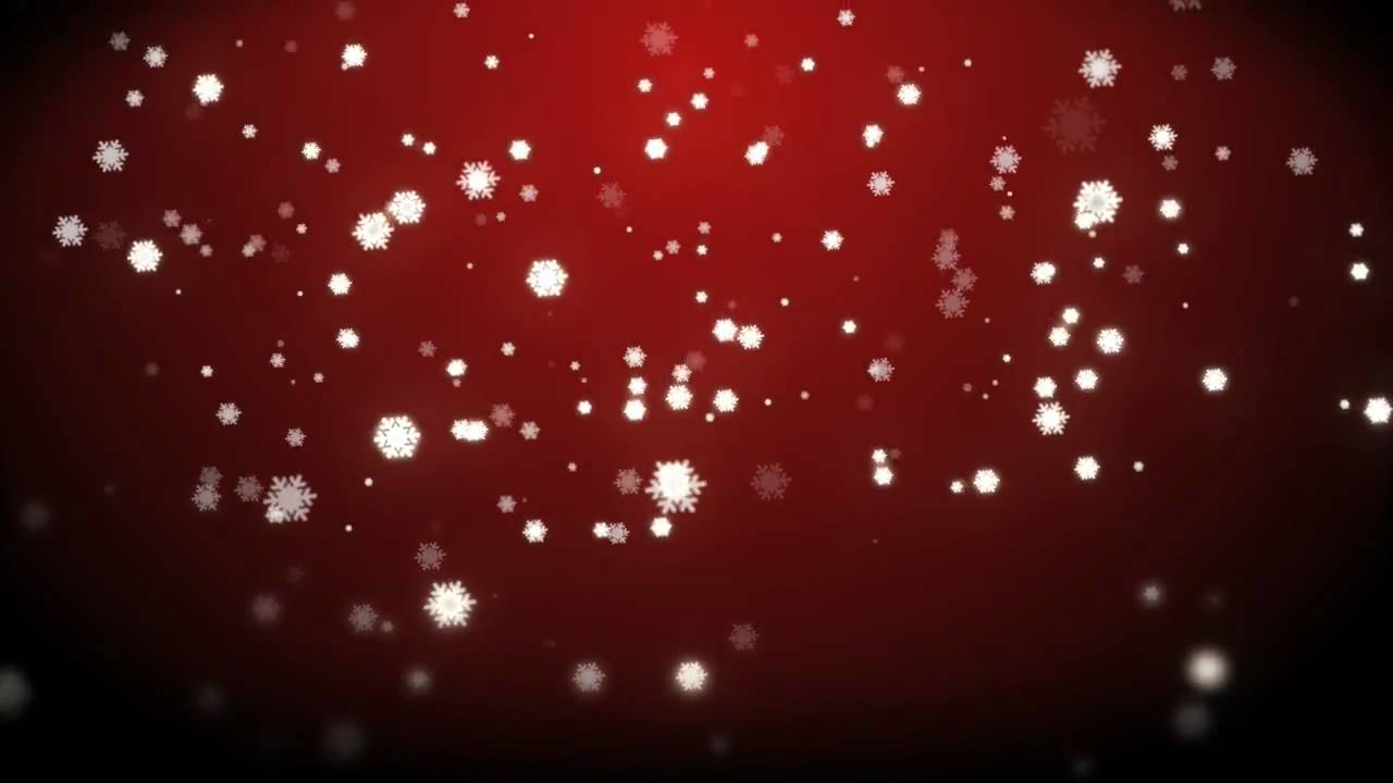 Moving Falling Snow Wallpaper Free After Effects Template Christmas Snow Youtube