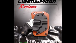 Video Aliengear OWB Holster Review With Clean&Mean download MP3, 3GP, MP4, WEBM, AVI, FLV Juli 2018