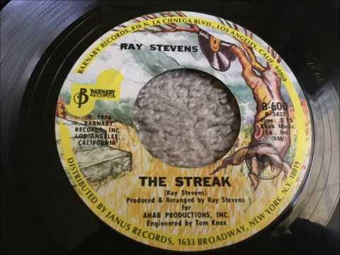 """Ray Stevens - """"The Streak"""" (1974)"""