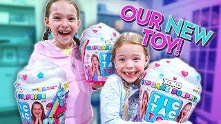 Our XOXO Cupcake Surprise REVEAL !!!