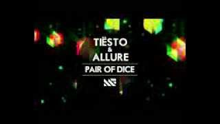 Download Tiesto Ft. Allure - Pair of Dice (Radio Edit). MP3 song and Music Video