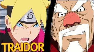 O VERDADEIRO TRAIDOR! INACREDITÁVEL - Boruto 82 - Fred | Anime Whatever