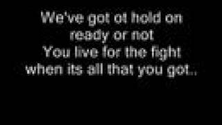 Bon Jovi - Living On A Prayer music and lyrics