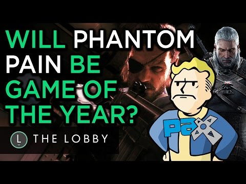 Will Phantom Pain be Game of the Year? - The Lobby | PAX ...