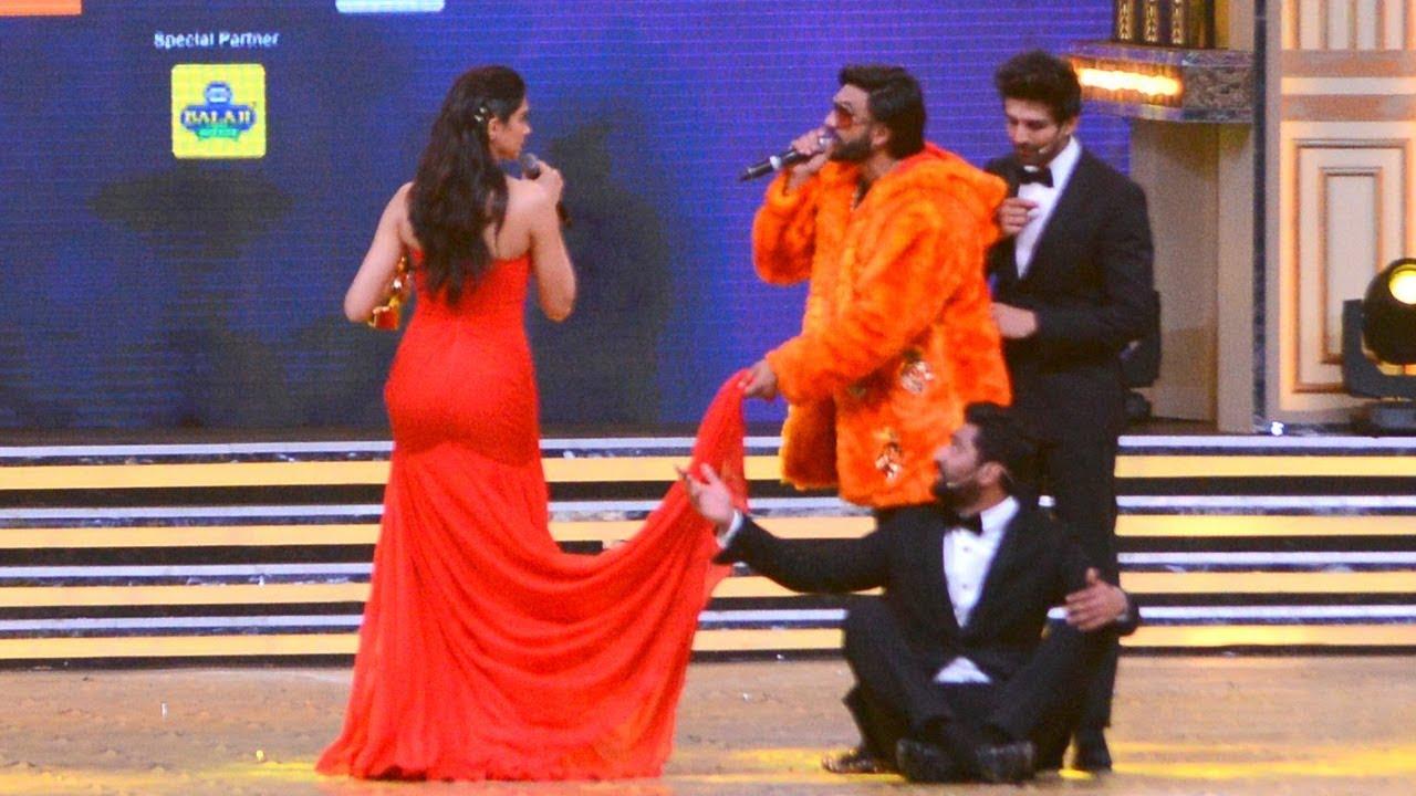 Zee Cine Awards Inside Full Video HD 2019 | Deepika Padukone, Ranveer  Singh, Ranbir Kapoor