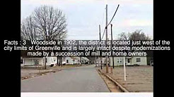 Woodside Cotton Mill Village Historic District Top  #9 Facts