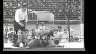Ed Lewis & Gus Sonnenberg Training (1929)