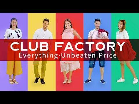 Enjoy Free Shipping at Club Factory App or Website || Everything, Unbeaten Price