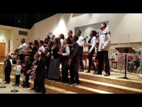 BBC Kalamazoo Children's Choir 'My Name is Victory' 1/29/2017
