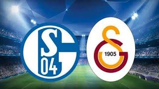 Schalke 04 - Galatasaray Maçı Canlı İzle (Maç Hangi Kanalda?)