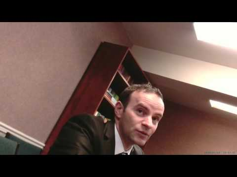 Jehovah's Witness judicial committee hidden camera recording 2016-01-10 PART 1