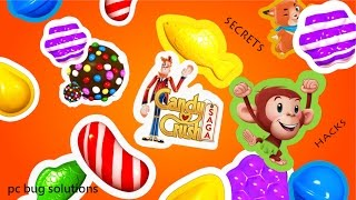 How to hack a game: Candy Crush Unlimited moves 100% WORKS (2016)
