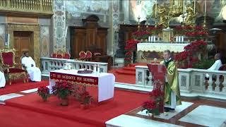 14 Gennaio 2018 II Domenica Tempo Ordinario Anno B Santa Messa ore 11 OMELIA