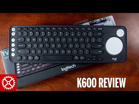 Logitech K600 Keyboard Review Pair To 3 Bluetooth Devices - CoinGecko TV