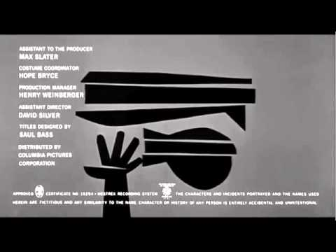 Saul Bass title sequence_   Anatomy of a murder 1959