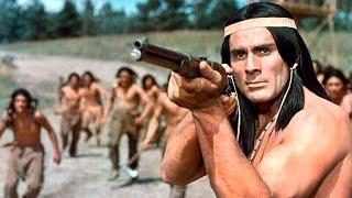 Чингачгук - Большой змей - Гойко Митич советский дубляж 1967