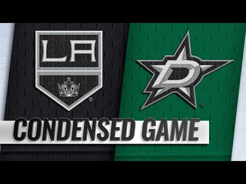 10/23/18 Condensed Game: Kings @ Stars