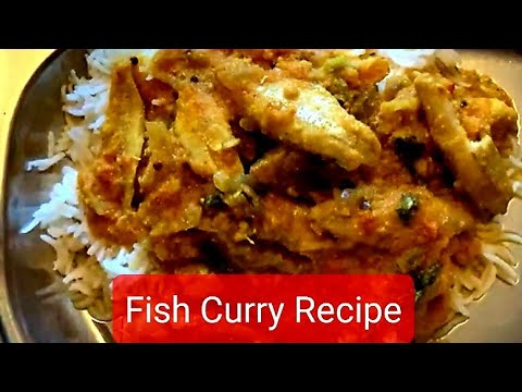 South Indian Fish Curry Recipe / Meen Kuzhambu in Tamil / நெத்திலி தேங்காய் மாஞ்சா பால்