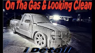 {6.0 Gmc VS Ram R/T } & {Stock V6 Vs Cam 4.8} & {A Wash At i Detail}