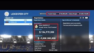 PES 2017 🎮 Unlimited Money Salary & Budget Hacking By Cheat Engine 100% WORKS