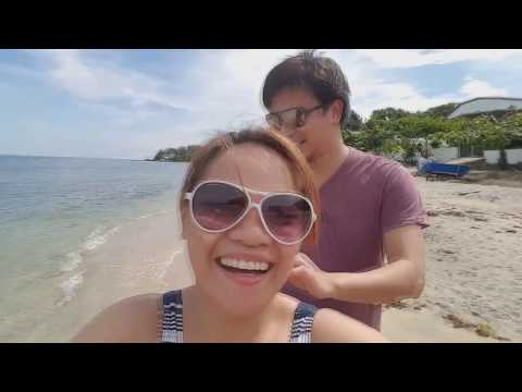 Vlog#1 Sunset Bay Beach - La Union