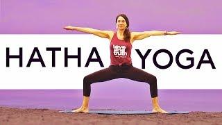 Hatha Yoga (Makes You Feel So Good) 45 Minute Flow