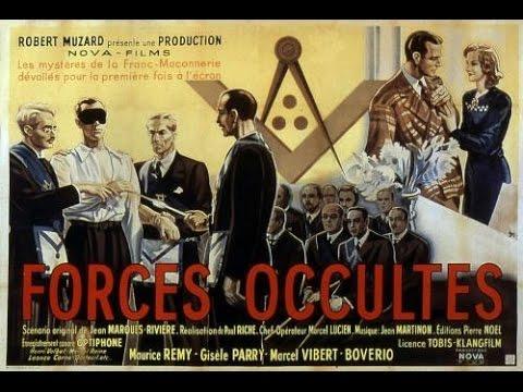 Forces Occultes - Film sur la franc-maçonnerie (1943)