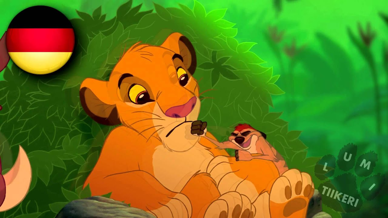 Download The Lion King - Hakuna Matata (One Line Multilanguage) [HD]