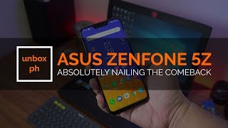Asus Zenfone 5Z: Absolutely Nailing the Comeback