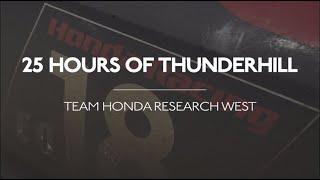 THRW - 2019 25 Hours of Thunderhill
