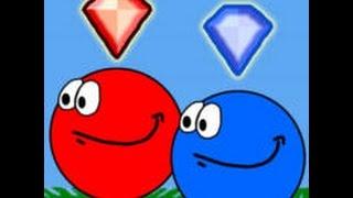 Развивающий мультик про шарики  Игра для детей КРАСНЫЙ ШАР И СИНИЙ ШАР мультики 2016