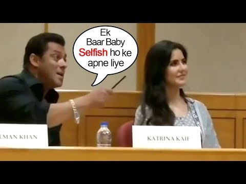 Salman Khan ने अपनी Gf Katrina Kaif के लिए गाया Race 3 का यह Romantic Song thumbnail