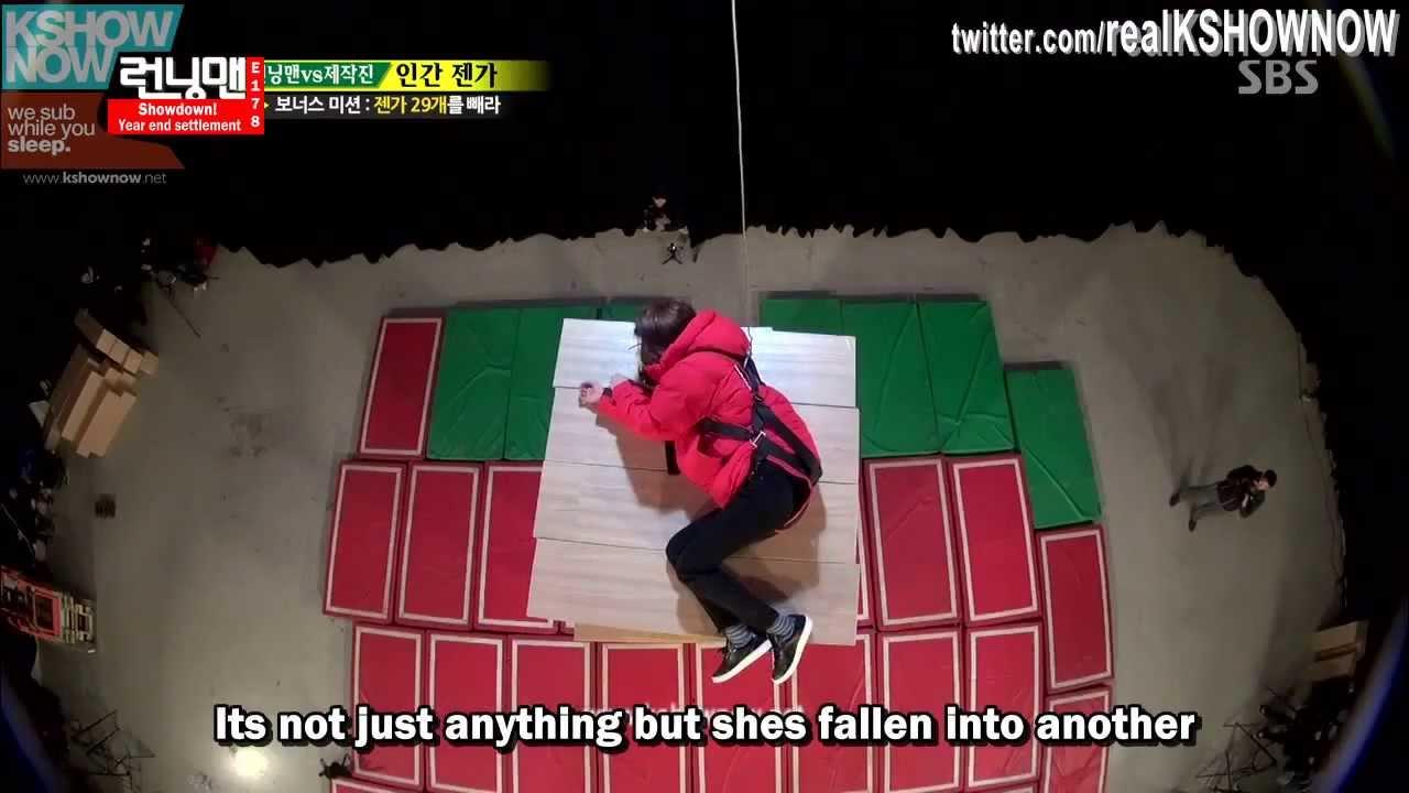 Song Ji Hyo Jenga Nap - YouTube
