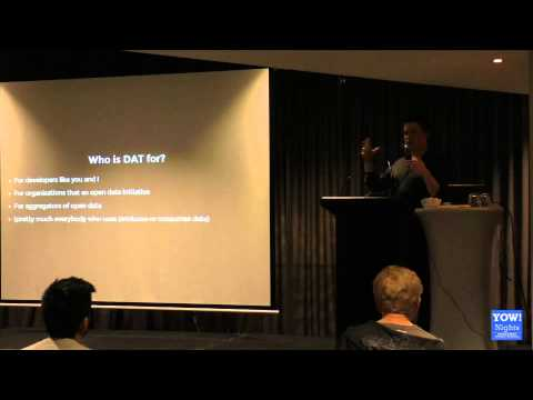 YOW! Nights August 2014 Damon Oehlman - Liberating Data with the Realtime Web