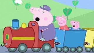 Свинка Пеппа на русском все серии подряд | Куры бабушки Свиньи ⭐️ Свинка Пеппа 2019 ⭐️ Мультики