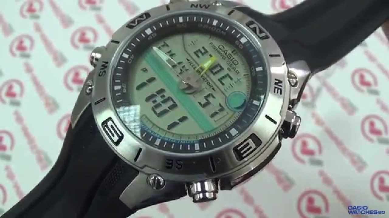 472514c6bda0 Casio - Outgear AMW-702-7A - YouTube