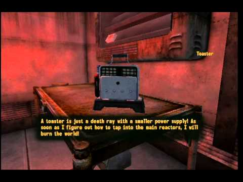 Fallout: New Vegas - Talking Appliances