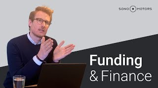 Funding & Finance | Sono Motors