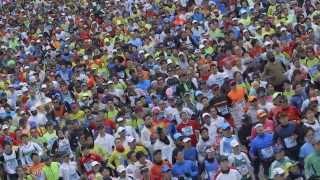 2014 東京マラソン ノーカット3万6000人